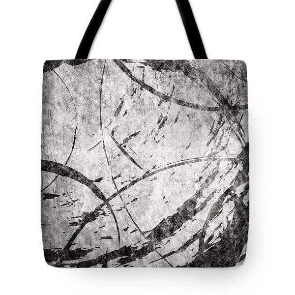 Circles Tote Bag by Brett Pfister