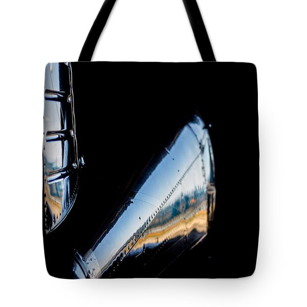 Cirrus In A Hanger Tote Bag by Paul Job
