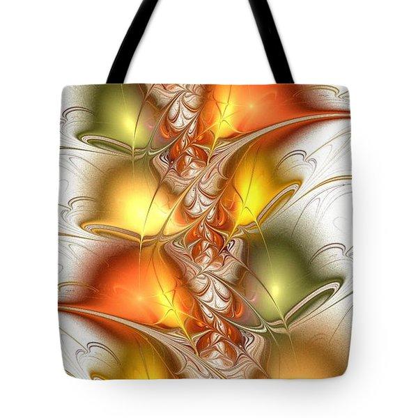 Citrus Colors Tote Bag by Anastasiya Malakhova