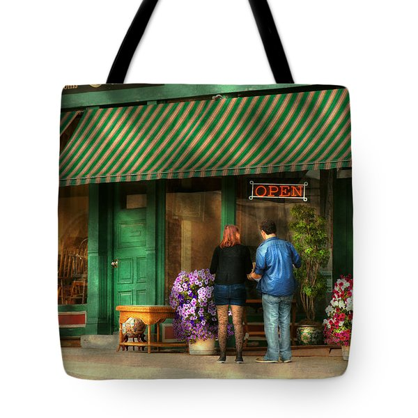 City - Canandaigua Ny - Buyers Delight Tote Bag by Mike Savad