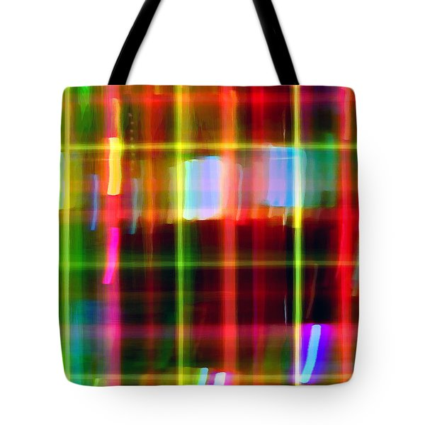 City Tote Bag by James Elmore