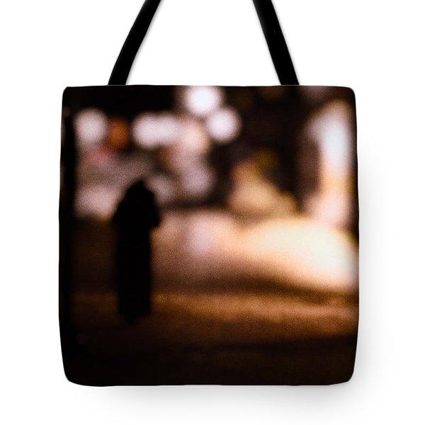 City Nights Tote Bag by Bob Orsillo