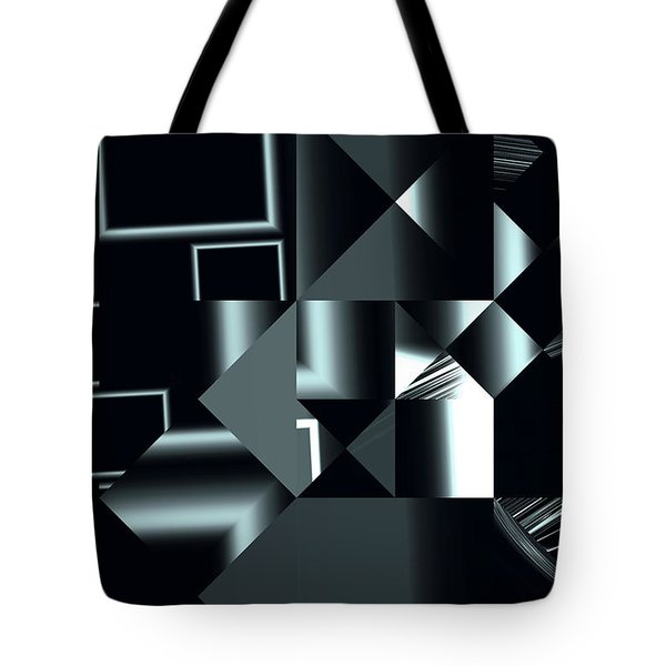 City Smart Tote Bag by Judi Suni Hall