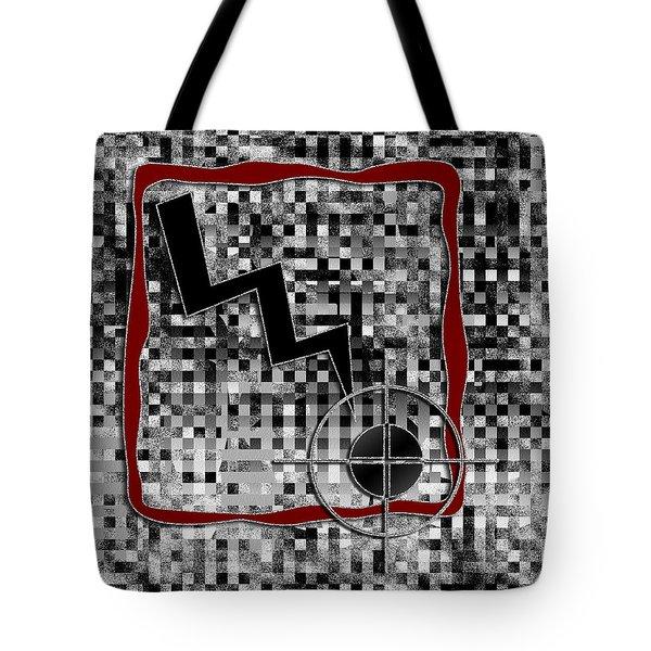 Clarity Digital Painting Tote Bag by Georgeta Blanaru