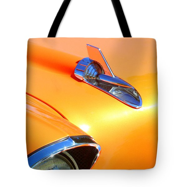 Classic Car 1 Tote Bag by Art Block Collections