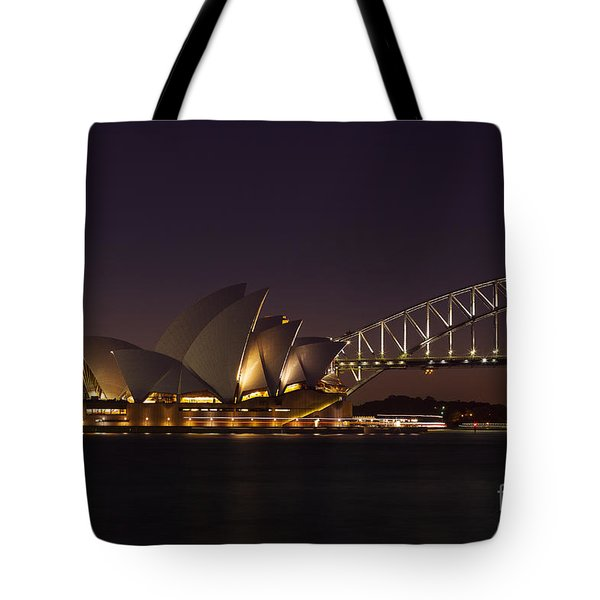 Classic Elegance Tote Bag by Andrew Paranavitana