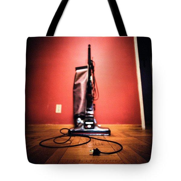 Classic Kirby Vacuum Tote Bag by Yo Pedro