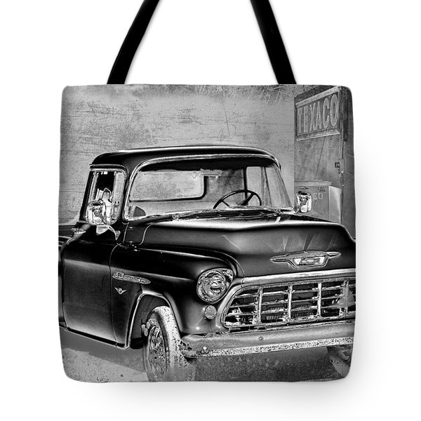 Classic Ride Tote Bag by Betty LaRue