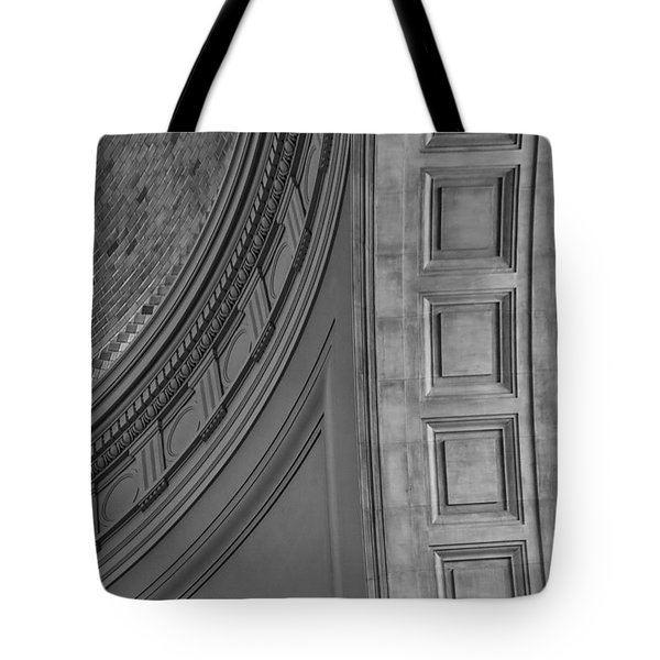 Classical Dome And Vault Detail Tote Bag by Lynn Palmer