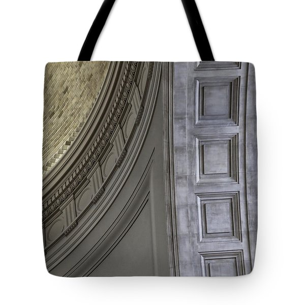 Classical Dome And Vault Details Tote Bag by Lynn Palmer