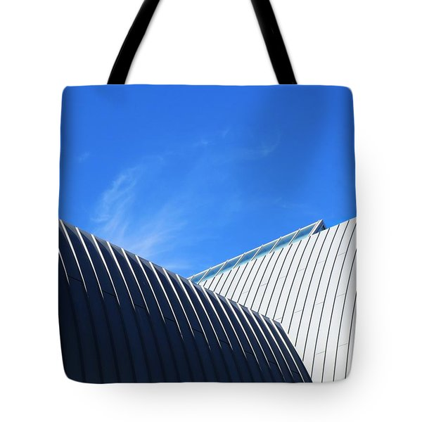 Clean Lines - Architectural Photography By Sharon Cummings  Tote Bag by Sharon Cummings