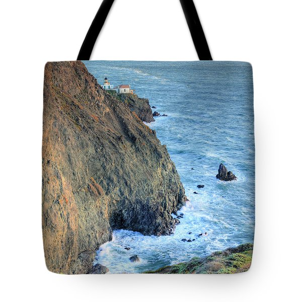 Cliffs Tote Bag by JC Findley