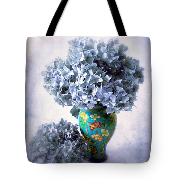 Cloisonne  Tote Bag by Jessica Jenney