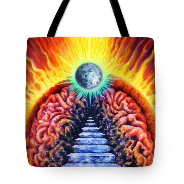 Closer Tote Bag by Kd Neeley