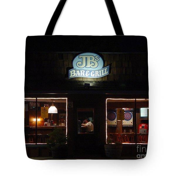 Closing Hour Tote Bag by Peter Piatt