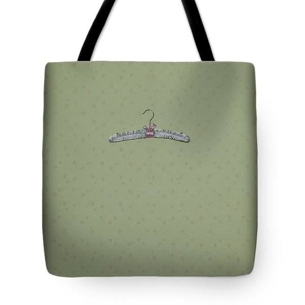 clothes hanger Tote Bag by Joana Kruse