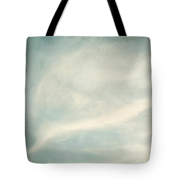 Cloud Series 6 of 6 Tote Bag by Brett Pfister