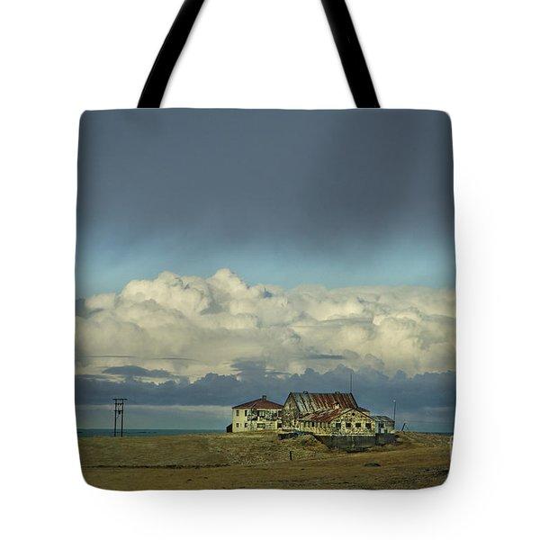 Clouds Of My Mind Tote Bag by Evelina Kremsdorf