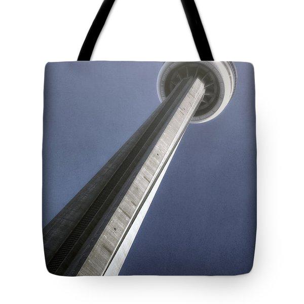 CN tower Tote Bag by Joana Kruse