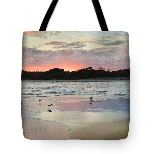 Coastal Beauty Tote Bag by Betty LaRue