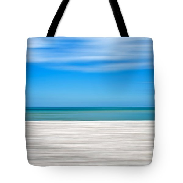 Coastal Horizon 10 Tote Bag by Delphimages Photo Creations