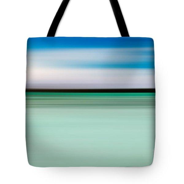 Coastal Horizon 5 Tote Bag by Delphimages Photo Creations