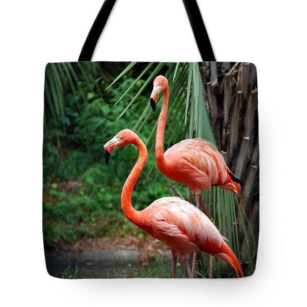 Code Pink Tote Bag by Skip Willits
