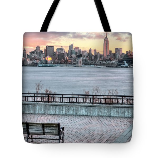 Coffee Anyone Tote Bag by JC Findley