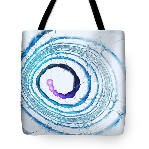 Coiled Tote Bag by Anastasiya Malakhova
