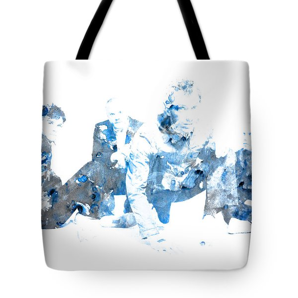 Coldplay Tote Bag by Brian Reaves