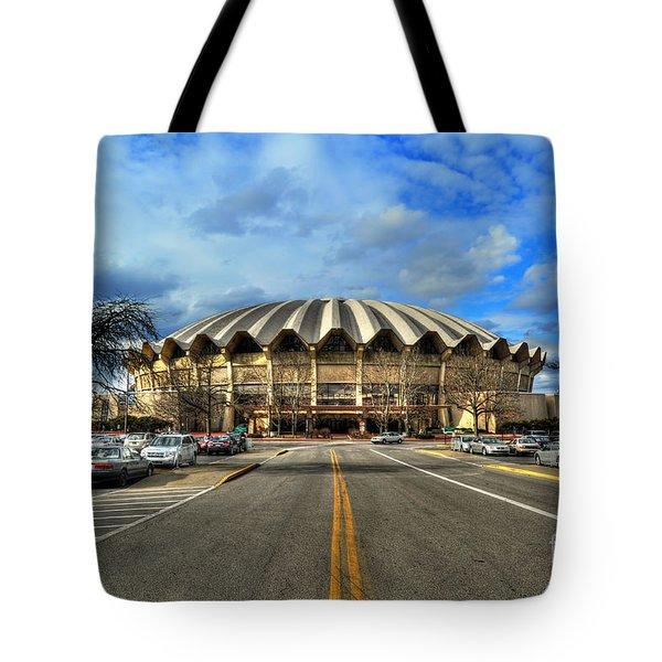 Coliseum Daylight Tote Bag by Dan Friend