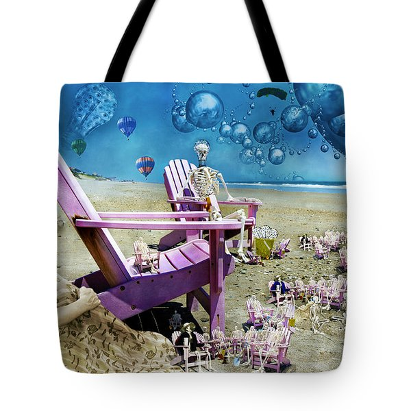Collective Souls Tote Bag by Betsy A  Cutler