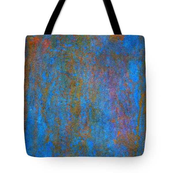 Color Abstraction Xiv Tote Bag by David Gordon