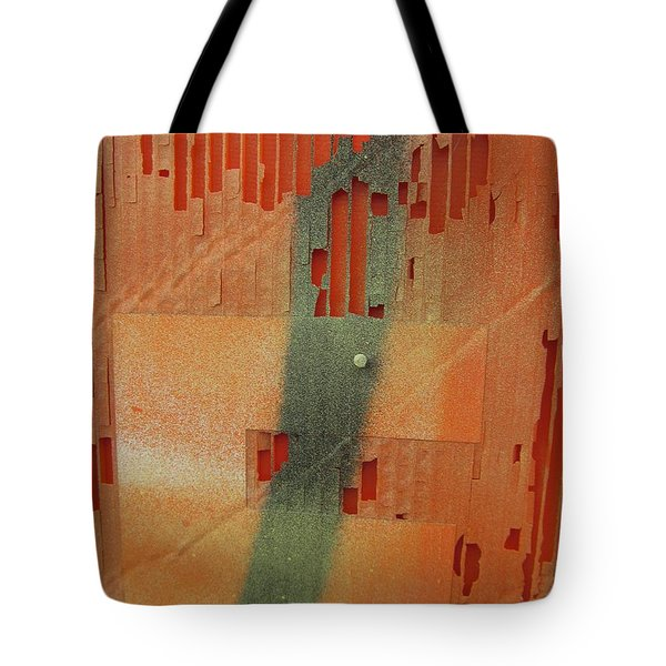 Color And Texture Tote Bag by Alfred Ng