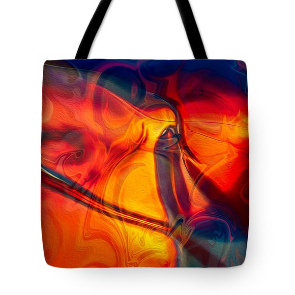 Color Conception Tote Bag by Omaste Witkowski