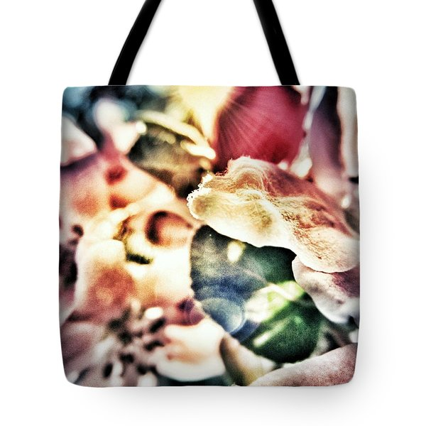 Color Me Pretty... Tote Bag by Marianna Mills