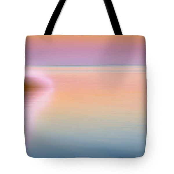 Color Of Morning Tote Bag by Bill  Wakeley