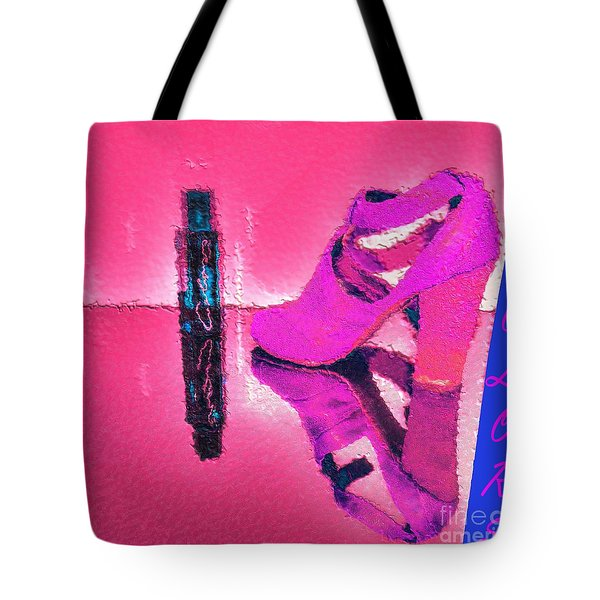Colors Tote Bag by Liane Wright