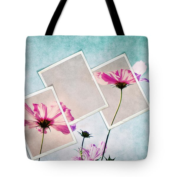 Colors Of Nature Tote Bag by Angela Doelling AD DESIGN Photo and PhotoArt