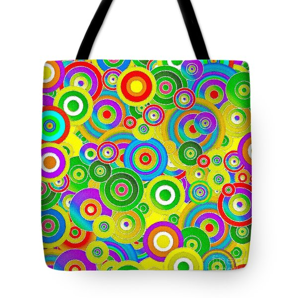 Colors Tote Bag by Stefano Senise