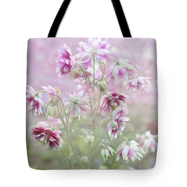 Columbine Beauty Tote Bag by Elaine Manley