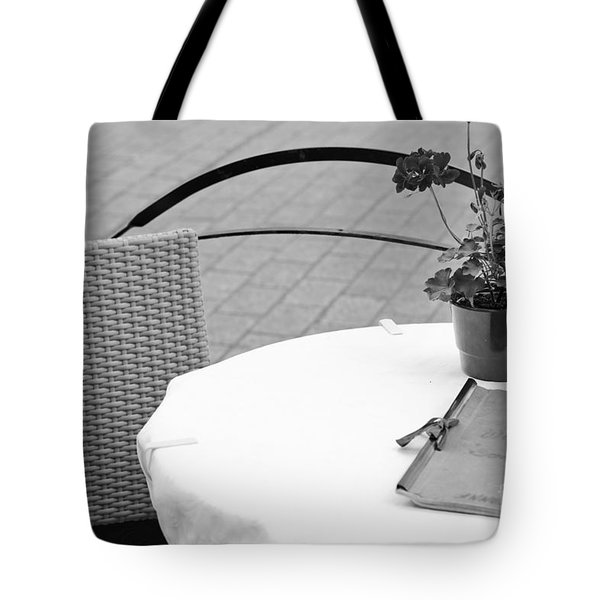 Come Dine With Me Tote Bag by Pati Photography