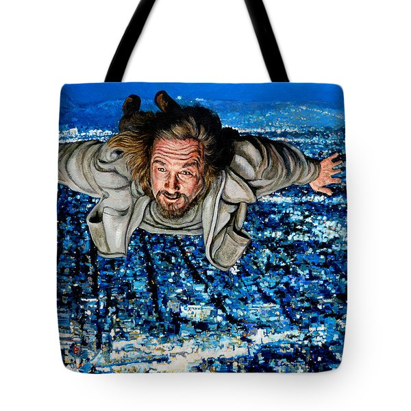 Come Fly With Me Tote Bag by Tom Roderick