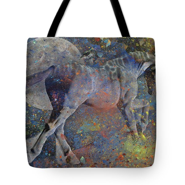 Comet Tote Bag by Betsy A  Cutler