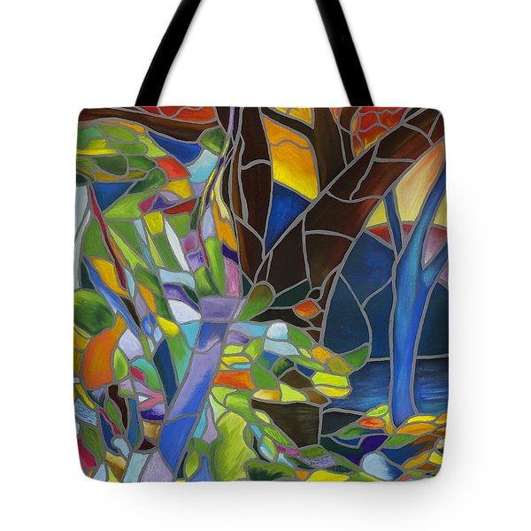 Comforting Tote Bag by Dana Strotheide