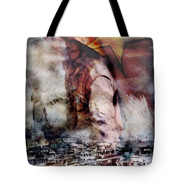 Composite On North Vietnam Tote Bag by Design Pics Eye Traveller