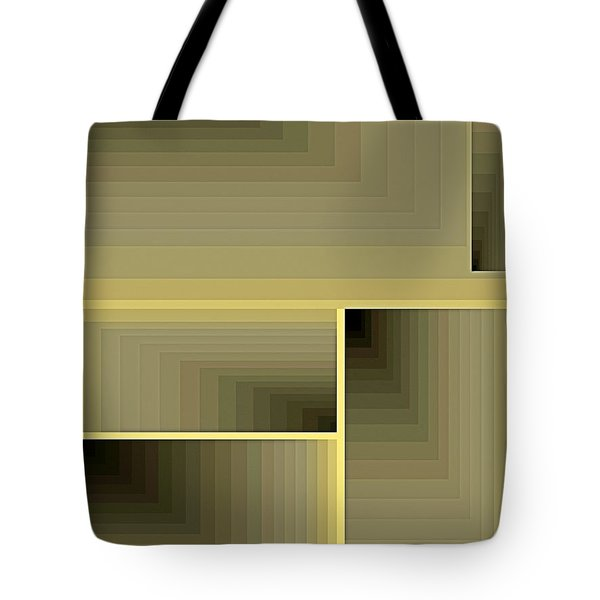 Composition 70 Tote Bag by Terry Reynoldson