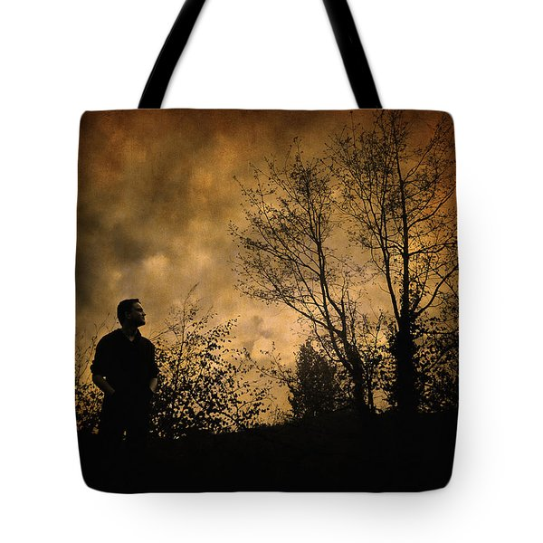 Conceiving You Tote Bag by Taylan Soyturk