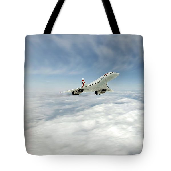 Concorde Legend Tote Bag by J Biggadike