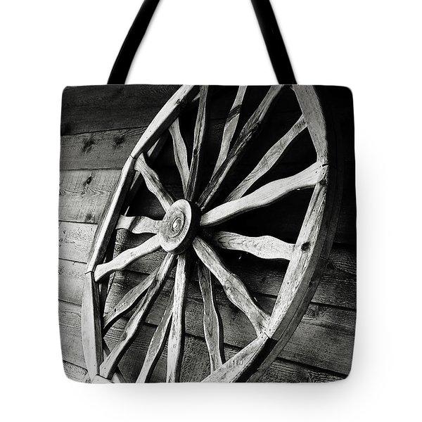 Conestoga Dreams Tote Bag by Gene Tatroe